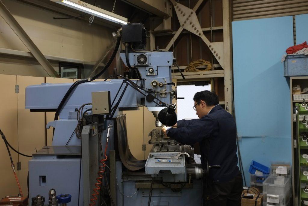 Miyoshi Inc.- machinery